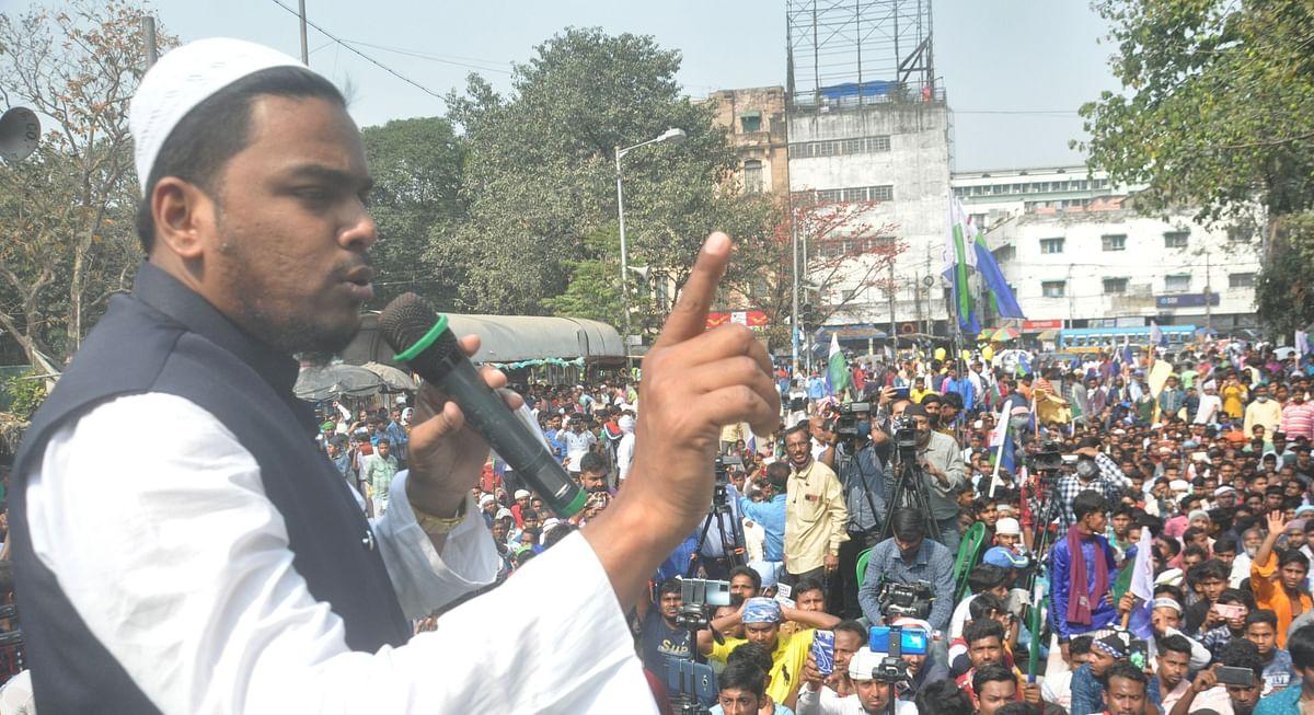 Bengal Election 2021: आसनसोल से बोले अब्बास सिद्दीकी- भाजपा को सत्ता दिलाने के लिए ममता बनर्जी ने किया था समझौता