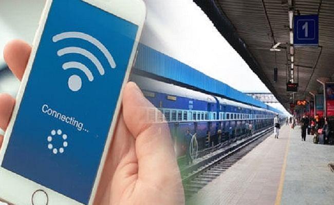 Indian Railway: रेलयात्रा में फास्ट स्पीड इंटरनेट के साथ मिलेगा ज्यादा डेटा, जानें क्या है Wi-Fi सर्विस प्लान...