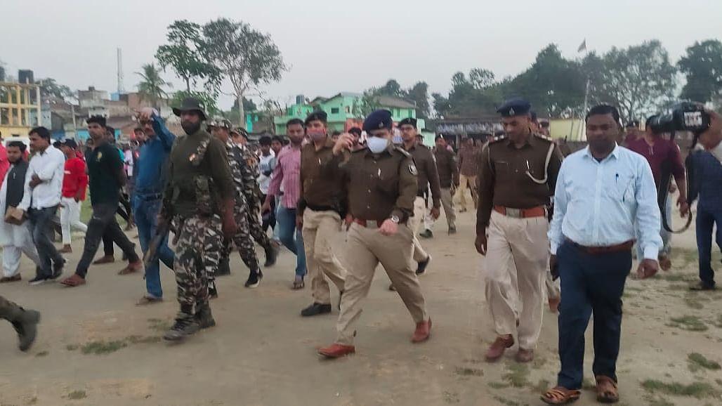 Bihar News: हाई स्कूल मैदान में छिपाकर रखा बम तेज धमाके के साथ फटा, क्रिकेट खेल रहे बच्चे की मौत, दो घायल