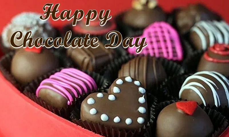 Happy Chocolate Day 2021 Wishes, Quotes, Messages, Shayari, Images 9