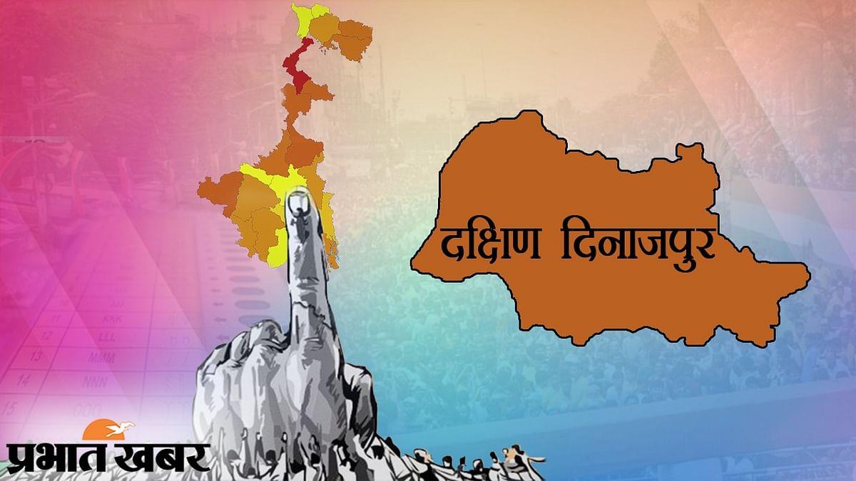 दक्षिण दिनाजपुर जिले की छह सीटों पर अजब समीकरण, BJP-TMC और संयुक्त मोर्चा में बिग फाइट