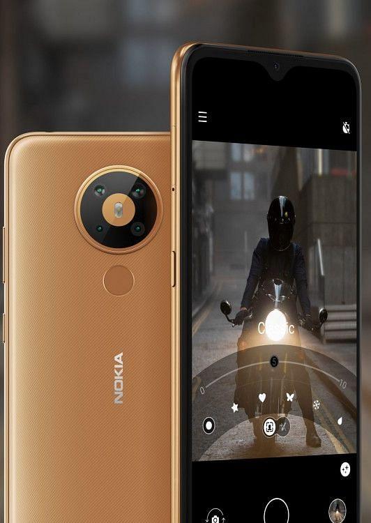 Nokia 5.4 की सेल शुरू, तस्वीरों में जानें 5 कैमरे वाले इस स्मार्टफोन की हर डीटेल