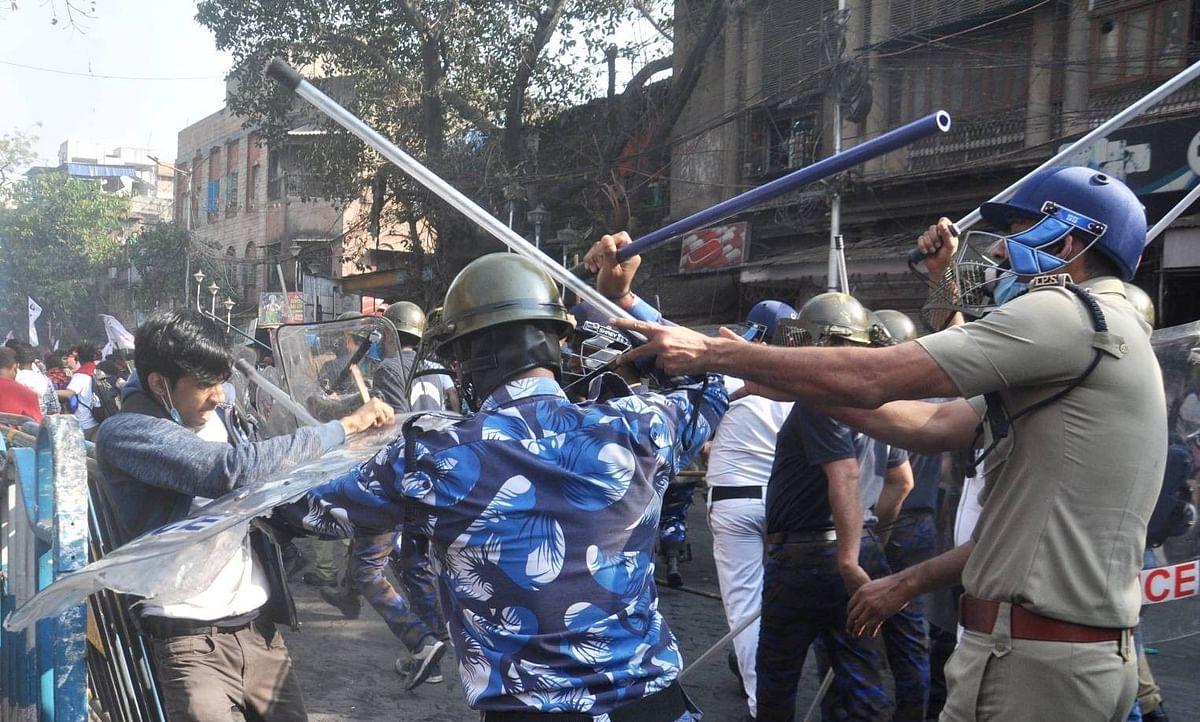 पुलिसिया कार्रवाई में घायल मैदुल की कोलकाता में मौत, ममता पर हमलावर हुए वामदल और कांग्रेस
