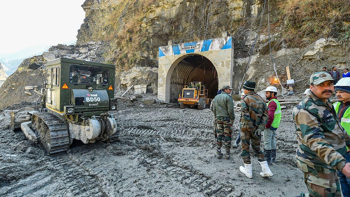 Uttarakhand news :  धौलीगंगा नदी का मलबा बाधित कर रहा है बचाव कार्य,13 गांवों के लोगों से संपर्क टूटा, विस्तार से जानें कैसी है स्थिति