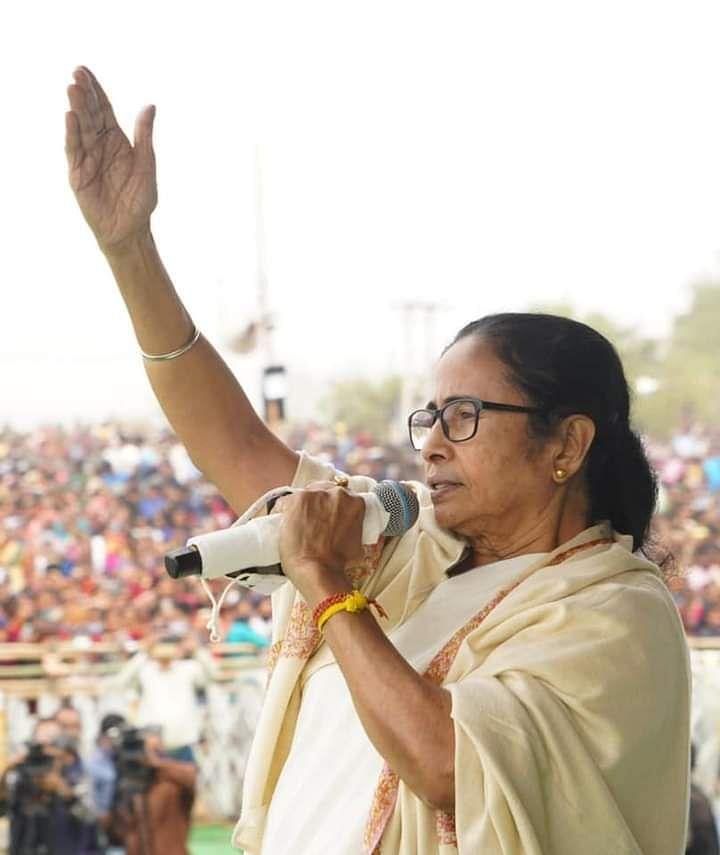 Bengal Chunav 2021 : चुनाव की घोषणा के बाद एक्शन में ममता बनर्जी, BJP को रोकने के लिए बनाई ये खास रणनीति