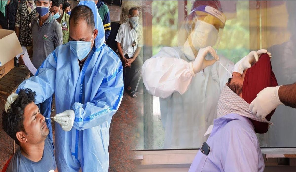 Maharashtra Corona Cases Today : महाराष्ट्र में लगातार तीसरे दिन कोरोना वायरस संक्रमण के आठ हजार से अधिक मामले
