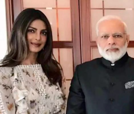 जब 'छोटी ड्रेस' पर PM मोदी से मिलने पर ट्रोल हुई थीं प्रियंका चोपड़ा, एक्ट्रेस ने अब ये दिया जबाव