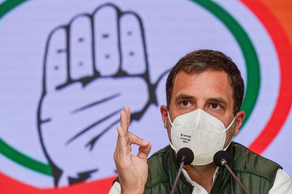 'उंगलियों पर नचाना यानी केंद्र सरकार ये IT-CBI-ED के साथ करती है', राहुल गांधी ने समझाए मुहावरों के अर्थ