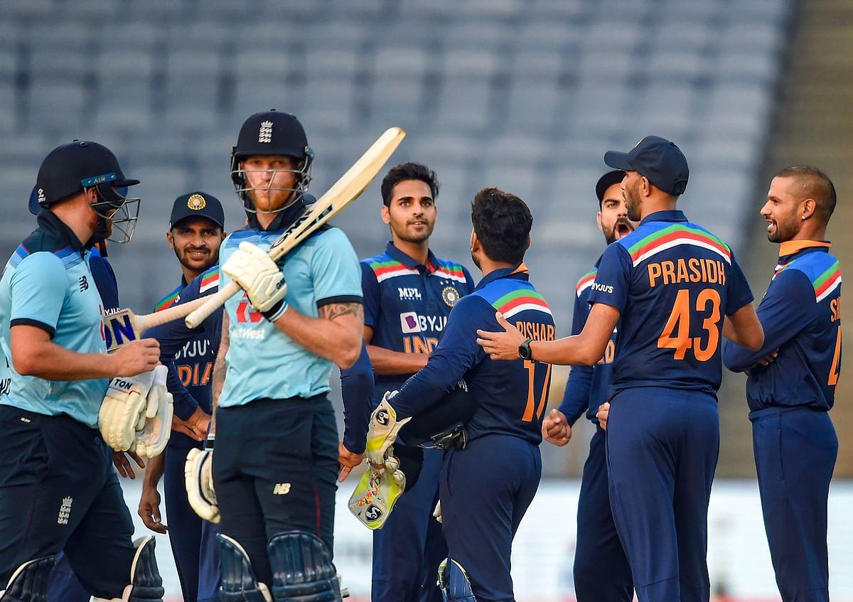IND vs ENG ODI: रोमांचक मुकाबले में भारत ने इंग्लैंड को 7 रन से हराकर ODI सीरीज पर किया कब्जा