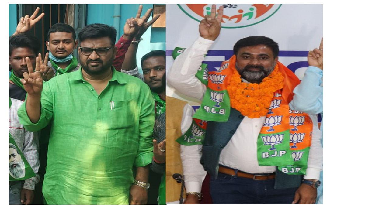 Madhupur Byelection 2021 : करोड़पति हैं JMM गठबंधन प्रत्याशी हफीजुल हसन, BJP ने गंगा नारायण को बनाया अपना उम्मीदवार