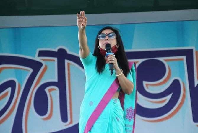 Bengal Election 2021 : दीदी ओ दीदी नहीं, मोदी गो मोदी - TMC सांसद महुआ मोइत्रा का पीएम मोदी पर Twitter वार