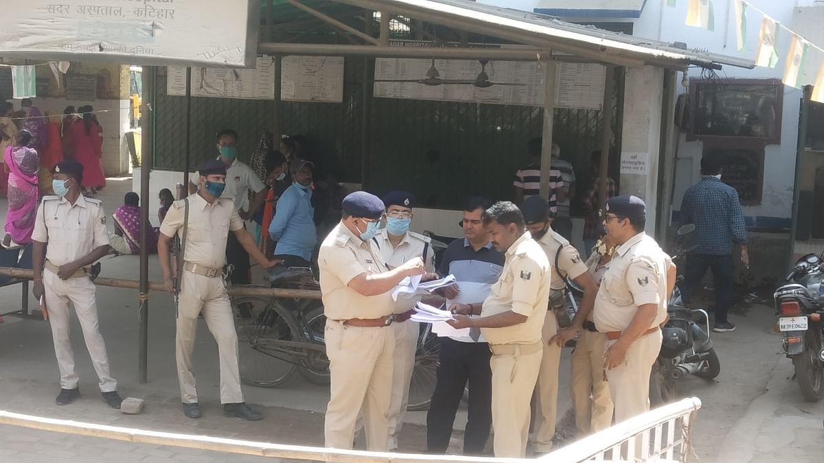 10 हजार रुपये नहीं दिये तो पीट कर मार डाला, पुलिस कस्टडी में मृत शख्स की पत्नी ने लगाया आरोप, गांव में जबरदस्त आक्रोश