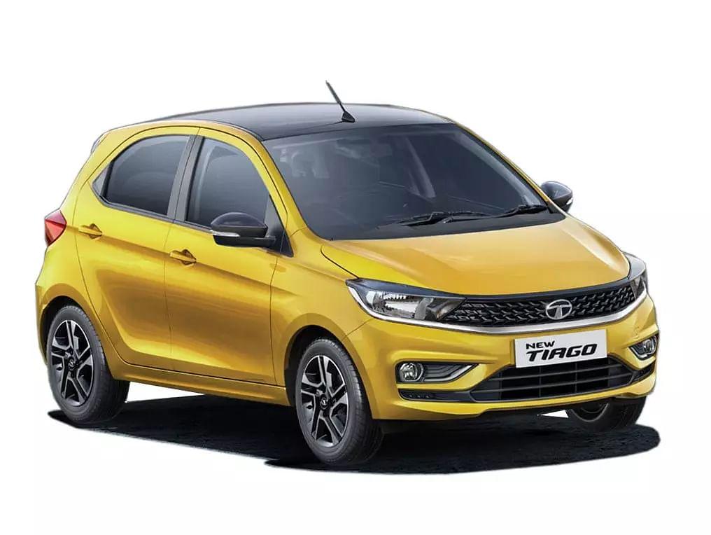 Tata Motors की सबसे सस्ती कार Tiago का ऑटोमैटिक वर्जन लॉन्च, कीमत छह लाख से कम