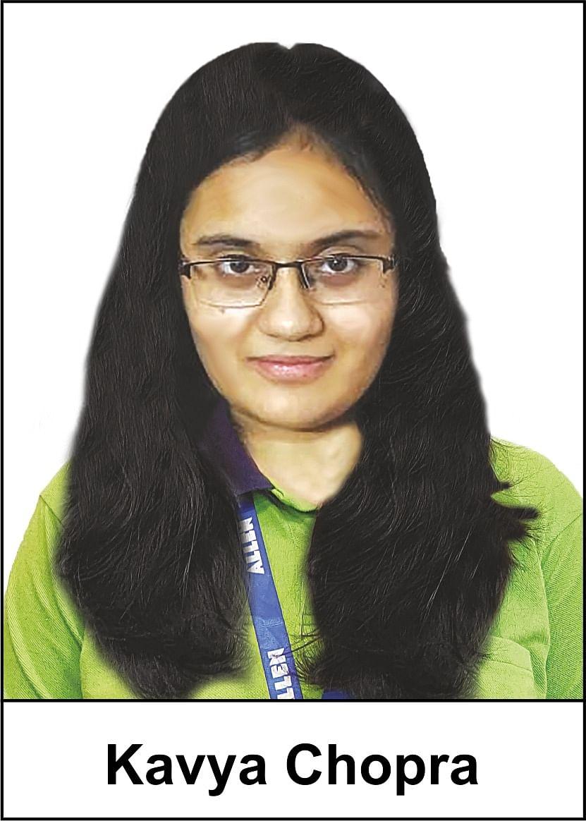 JEE Main Result : काव्या चोपड़ा ने रचा इतिहास, 300 में से 300 अंक,परफेक्ट स्कोर करने वाली बनी पहली छात्रा