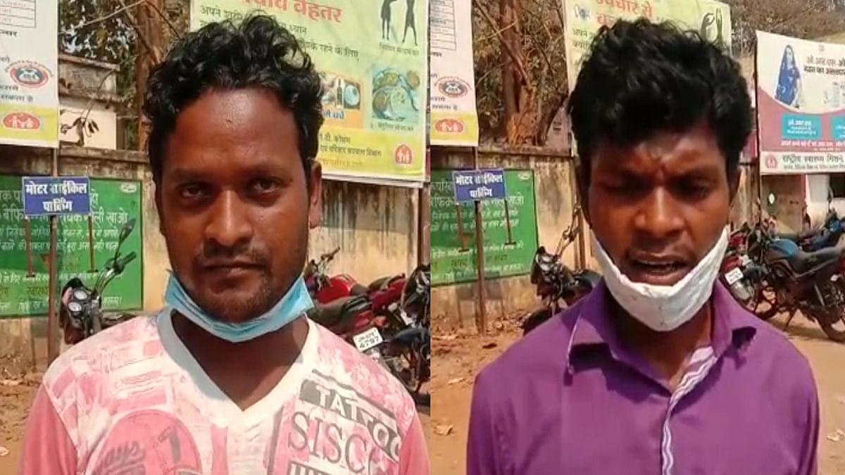Jharkhand News : दुबई में फंसे गुमला के 2 मजदूर सकुशल लौटे अपने घर, सुनायी आपबीती