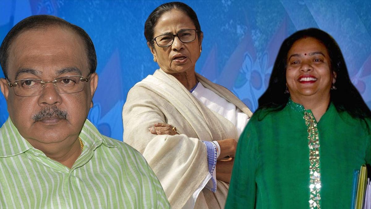 Bengal Election 2021: बेहला पूर्व विधानसभा सीट पर पति-पत्नी और ममता, चुनाव लड़ना चाहते हैं शोभन, रत्ना को बताया मेंटली बीमार