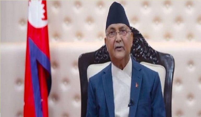 Nepal Political Crisis : ओली और प्रचंड की लड़ाई में पार्टी का नाम भी गया, सुप्रीम कोर्ट ने ऋषिराम को सौंपी टाइटल