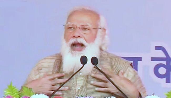 PM मोदी ने 'मॉतुवा शॉम्प्रोदाई' के लोगों को किया संबोधित, कहा- 'बॉरो-मां' का अपनत्व, मेरे जीवन के अनमोल पल