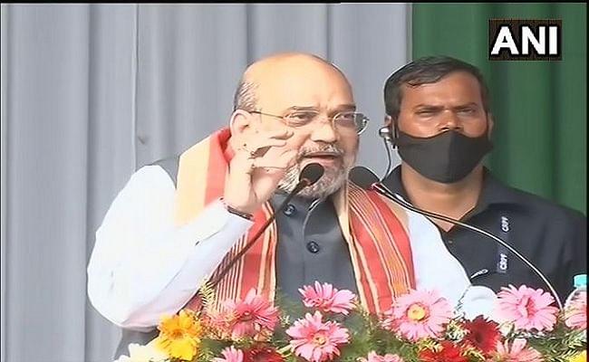 Assam Assembly Elections 2021: तिनसुकिया में गरजे अमित शाह, निशाने पर कांग्रेस, पढ़ें उनके भाषण की बड़ी बातें