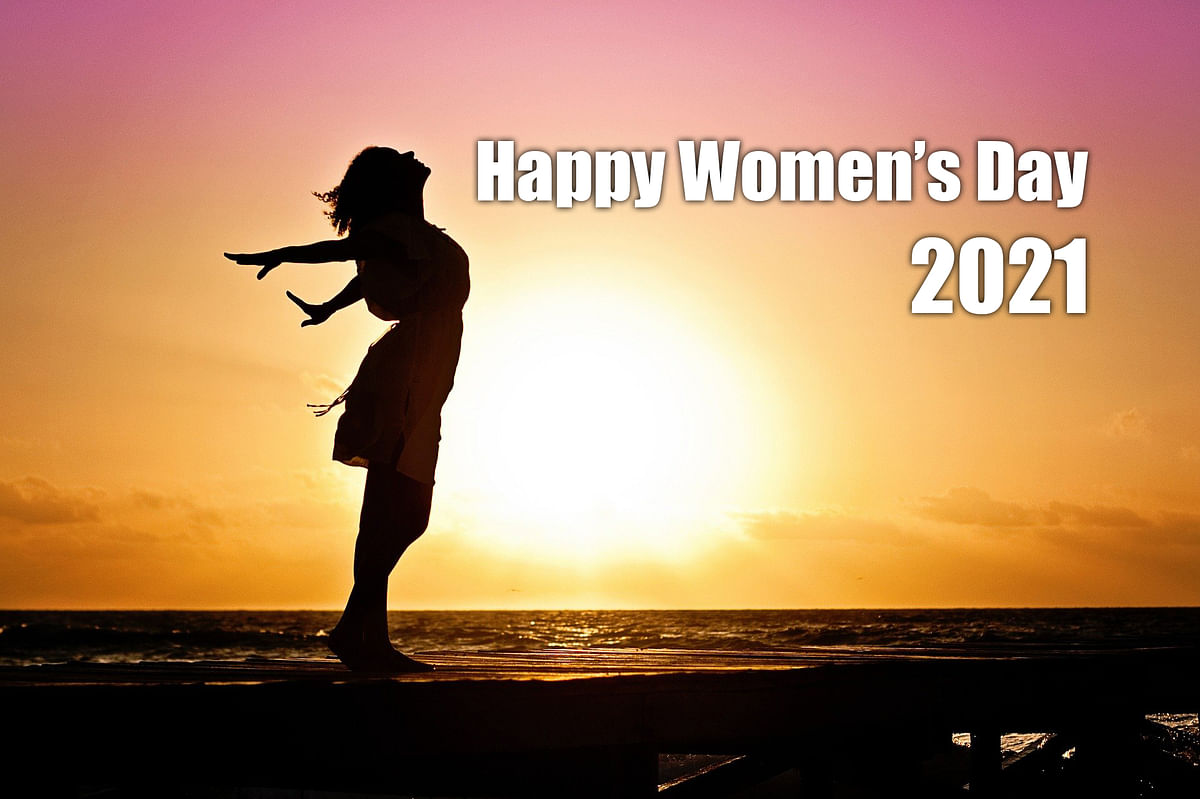 Happy Women's Day 2021 Mahila Diwas 2021 Wishes Updates Womens day Images, HD Pics, Photos 12