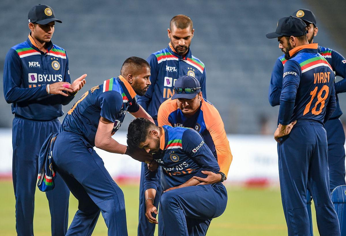 IND vs ENG : टीम इंडिया को झटका, श्रेयस अय्यर वनडे सीरीज से बाहर, IPL 2021 में भी खेलने पर संशय