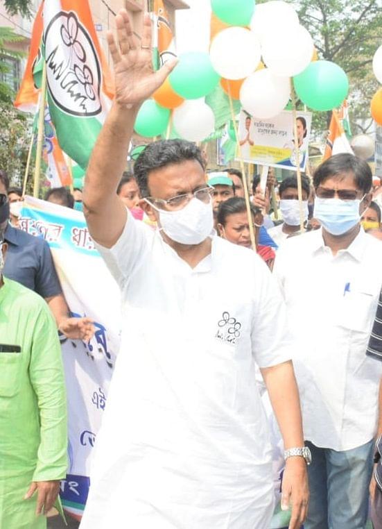 Bengal Election 2021: TMC नेता फिरहाद हकीम का BJP पर तंज, बोले- हम जुमलेबाजों की जमात नहीं
