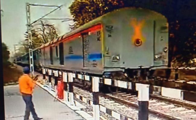 Indian Railway News : जब अचानक ट्रैक पर उल्टी दौड़ने लगी पूर्णागिरी जन शताब्दी एक्सप्रेस, फिर जानें क्या हुआ