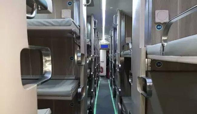 एक कोच में 72 की जगह 83 यात्री कर सकेंगे सफर