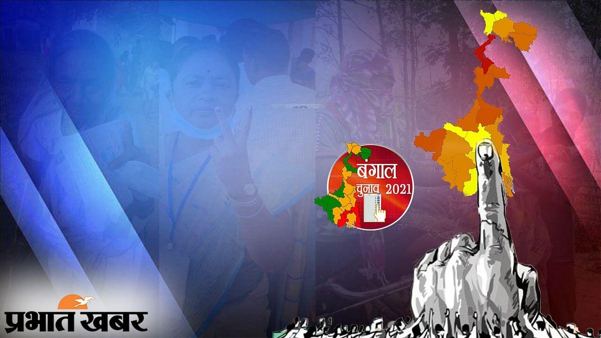 Bengal Election 2021: सांसद अर्जुन सिंह के बेटे पवन सिंह ने भाटापारा से किया पर्चा दाखिल