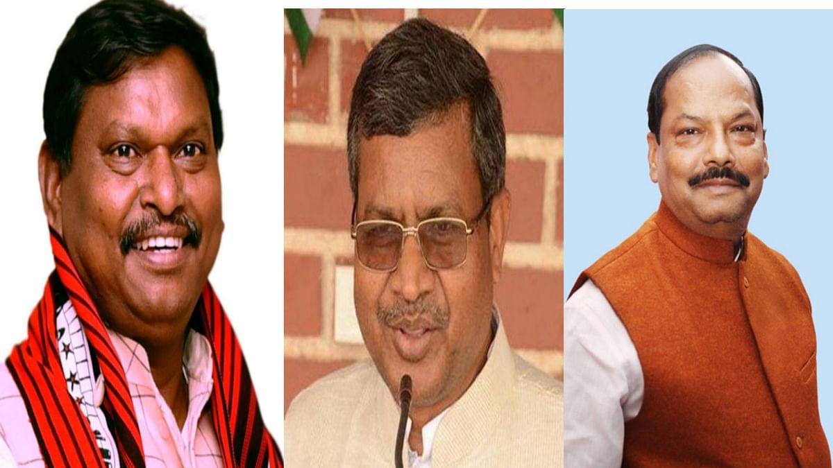 Bengal Chunav 2021 : BJP के स्टार प्रचारकों में झारखंड के 3 पूर्व सीएम हुए शामिल, पार्टी के विजय अभियान में लगायेंगे पूरी ताकत