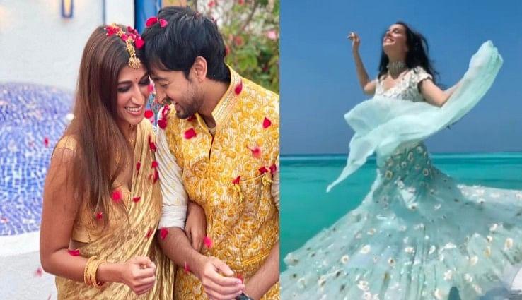 Shraddha Kapoor कुछ इस कदर थिरकीं भाई की शादी में, फैंस पूछे अरे आप तो परी से भी ज्यादा . . .
