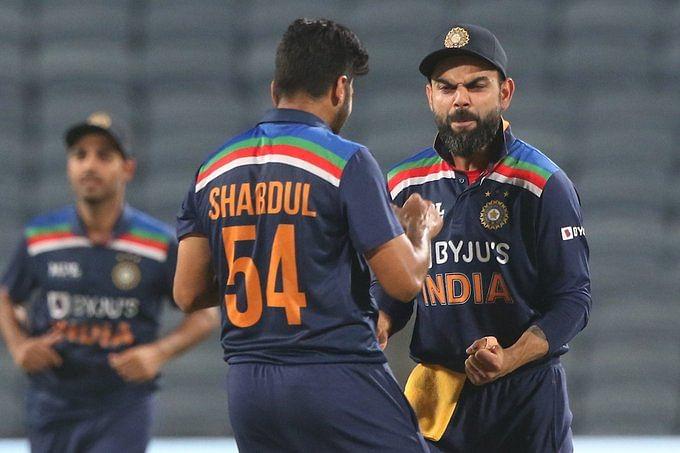 ICC T20 Ranking : विराट कोहली एक पायदान ऊपर चढ़कर चौथे स्थान पर पहुंचे, भारत के दो खिलाड़ी टॉप फाइव में