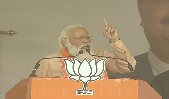 Bengal Chunav 2021: PM Modi का ममता से सवाल, क्या हालत बना दी है दीदी ने बंगाल की? प्रधानमंत्री के संबोधन की 10 बड़ी बातें