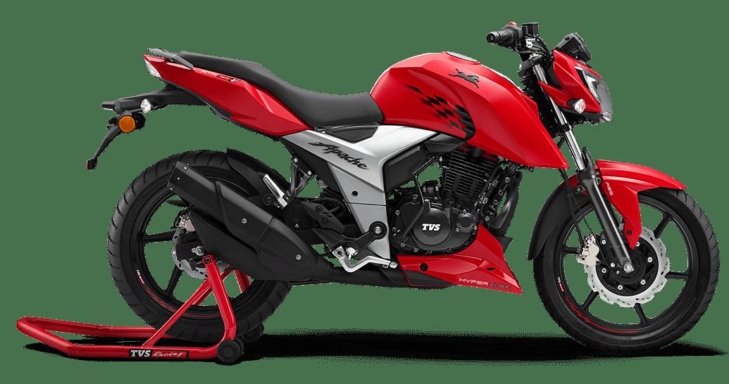 TVS Apache RTR 160 4V : अपने सेगमेंट में सबसे पावरफुल बाइक बनकर लौटी प्रीमियम मोटरसाइकिल, जानें कीमत और फीचर्स