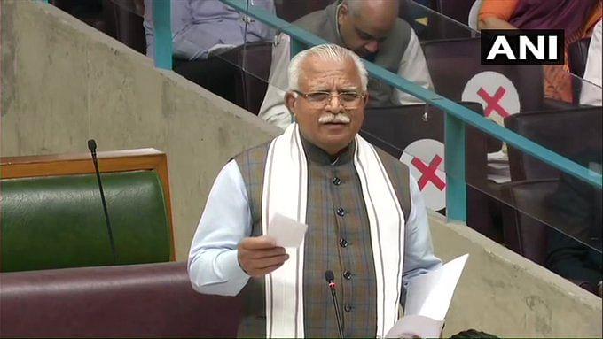 Haryana NoConfidence Motion : मनोहर लाल खट्टर हुए पास, विधानसभा में गिरा प्रस्ताव