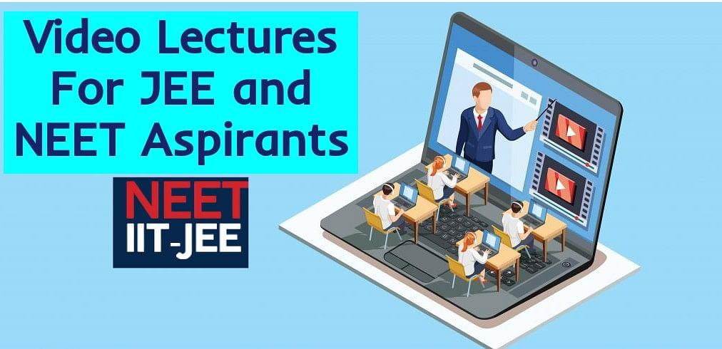 NEET 2021 Exam Date Announced: IIT के शिक्षकों द्वारा मिल रहे  900 वीडियो लेक्चर्स, नीट और JEE की परीक्षा में छात्रों को अब इस तरह मिलेगी मदद, यहां देखें डिटेल