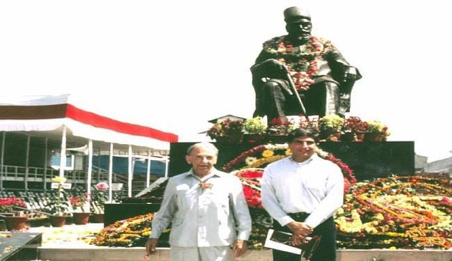 जमशेदजी टाटा की जयंती पर रतन टाटा ने किया याद, जेआरडी टाटा को बताया गुरु