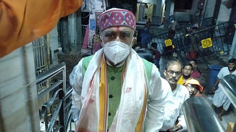 नाम ममता और काम हिंसा वाला, हावड़ा में TMC सुप्रीमो पर बरसे केंद्रीय मंत्री अश्विनी चौबे