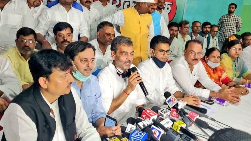 Bihar Politics: 8 साल बाद फिर से सीएम नीतीश के छोटे भाई बने उपेंद्र कुशवाहा, RLSP का JDU में विलय का ऐलान