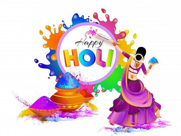 Happy Holi 2021 Wishes, Images, Quotes, Holi Ki Hardik Shubhkamnaye, Songs, Video 17