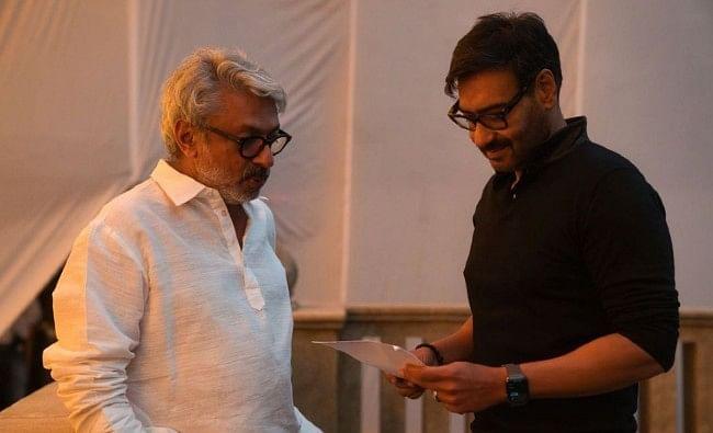 Gangubai Kathiawadi : ऐसा होगा अजय देवगन का किरदार, भंसाली ने एक्टर के रोल को लेकर लिया ये फैसला