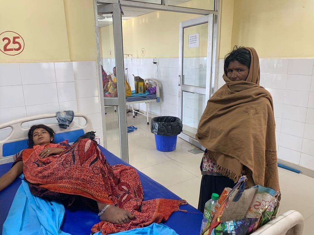 हजारीबाग में एक बार फिर केरोसिन ब्लास्ट, महिला घायल, केरोसिन में मिलावट पर क्या बोले जिला आपूर्ति पदाधिकारी