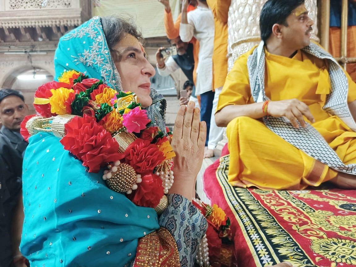 यूपी में हर कोई न्याय के लिए चीख रहा है, प्रियंका गांधी ने योगी सरकार पर जमकर बोला हमला, लगाये ये आरोप