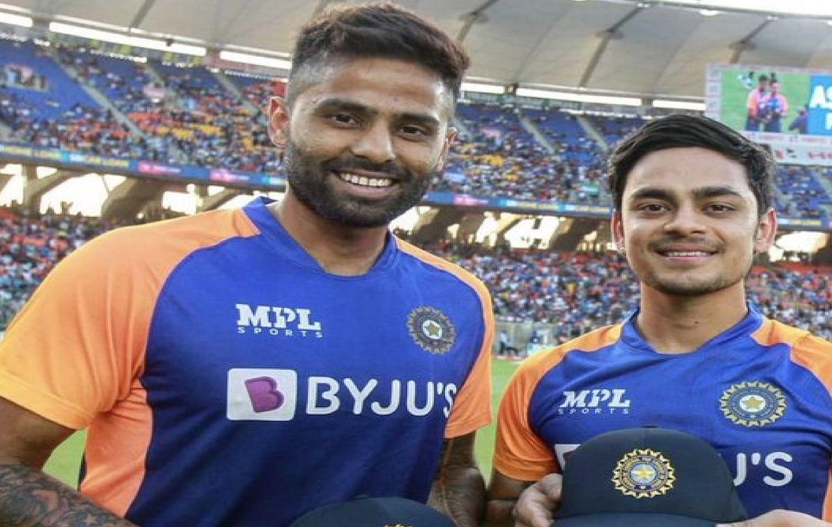 IND vs ENG 2nd T20 : ईशान किशन-सूर्यकुमार ने टी20 में किया डेब्यू, भावुक हुए फैन्स