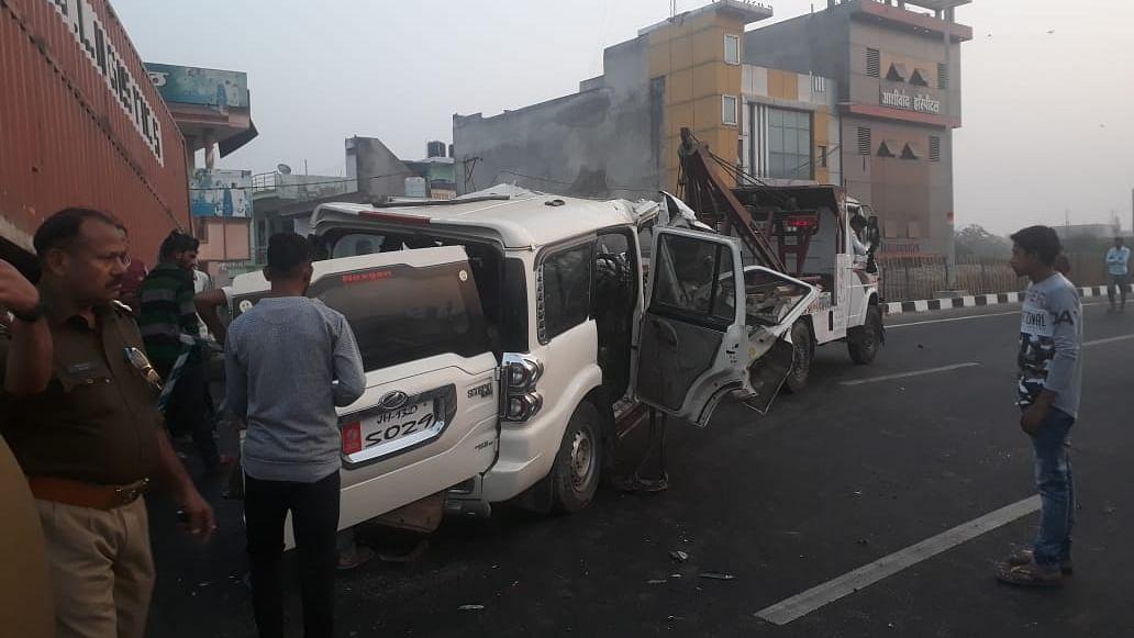 Agra Accident: आगरा सड़क हादसे में गया के 8 लोगों की मौत, इसमें 6 एक ही गांव के, सभी नौकरी की तलाश में जा रहे थे