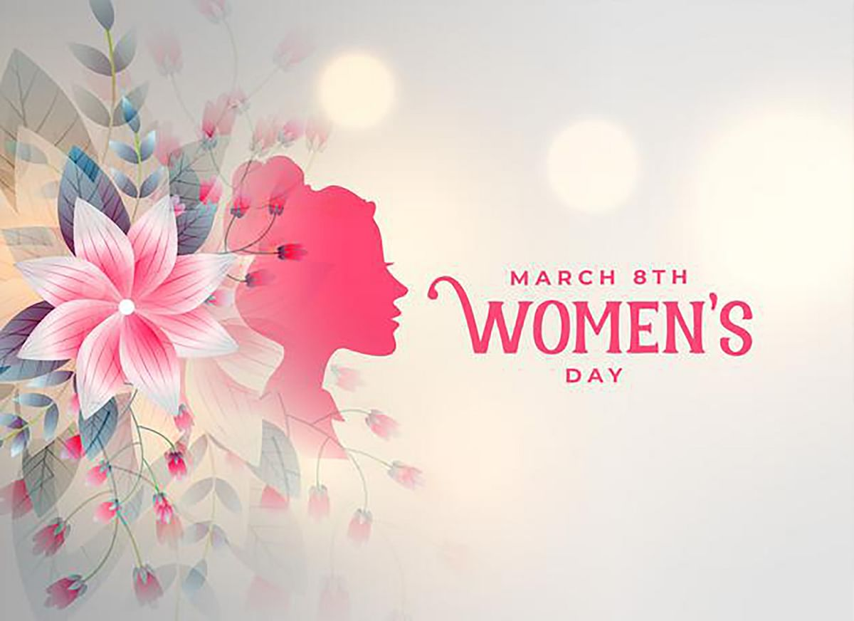 Happy Women's Day 2021 Mahila Diwas 2021 Wishes Updates Womens day Images, HD Pics, Photos 10