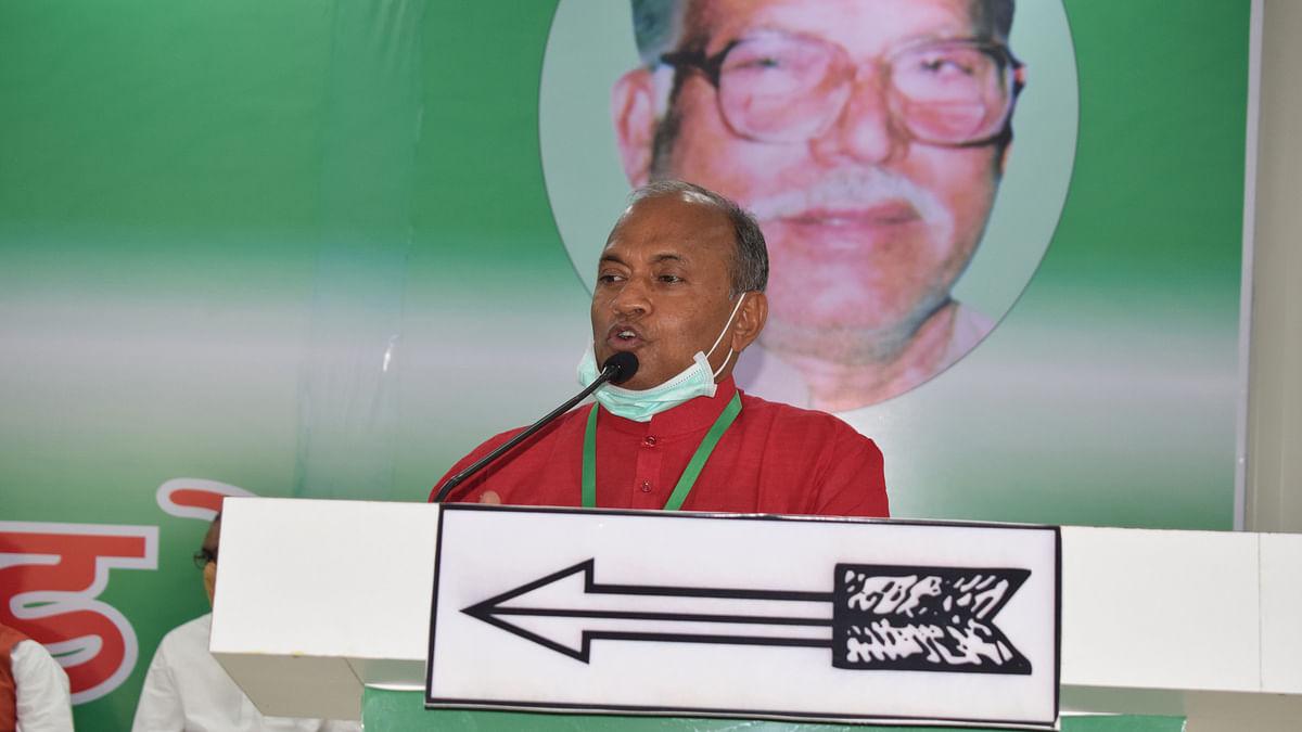 आरसीपी सिंह ने कहा- मैं मंत्री और संगठन का काम मजबूती से करने में सक्षम