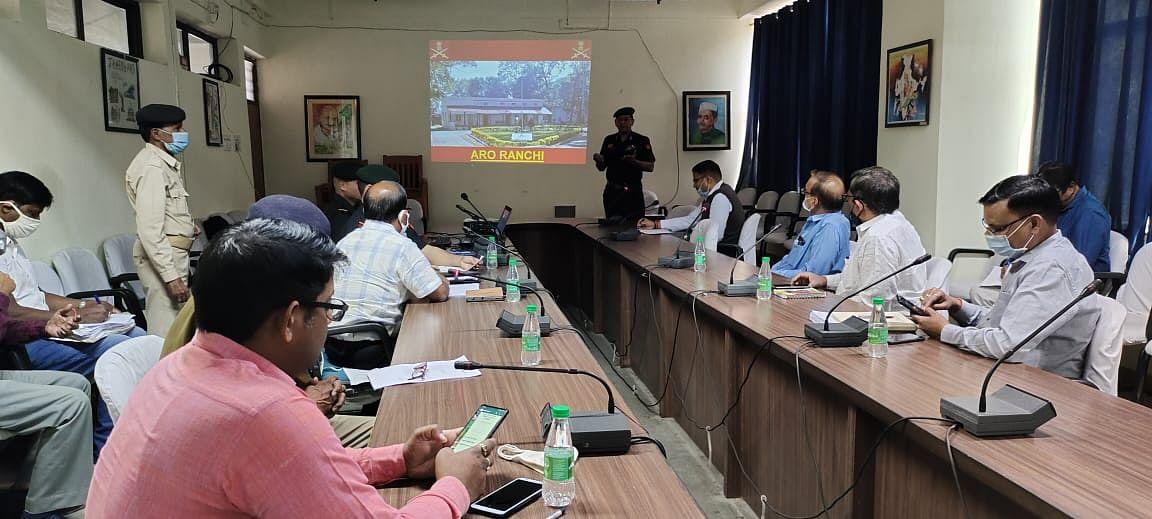 Sarkari Naukri 2021 : झारखंड के युवाओं को सेना में बहाली का मौका, 10 मार्च से रांची में आर्मी रैली को लेकर ये है तैयारी, पढ़िए लेटेस्ट अपडेट