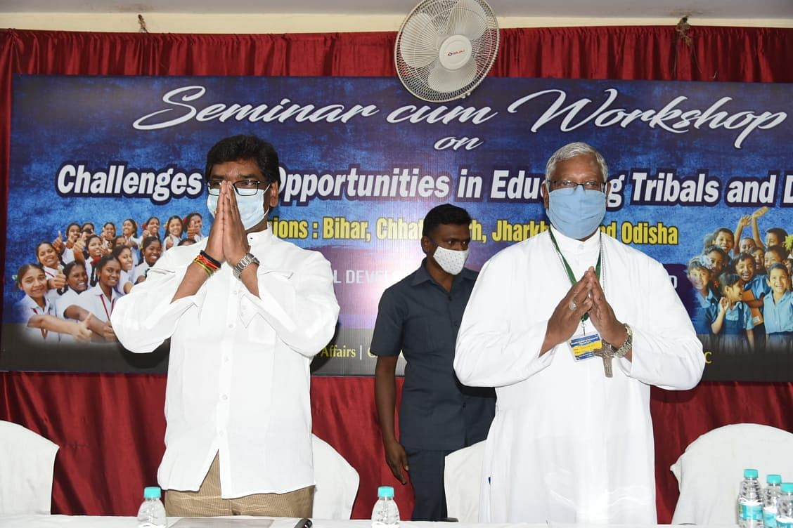 आदिवासियों व दलितों की बेहतर शिक्षा को लेकर सीएम हेमंत सोरेन का ये है प्लान, एनीमिया एवं कुपोषण से मुक्ति के लिए दोहराया ये संकल्प