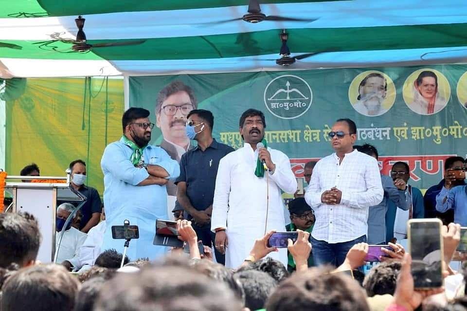 झारखंड के सीएम हेमंत सोरेन के लिए मधुपुर उपचुनाव क्यों है खास, बंगाल चुनाव के जरिए बीजेपी पर निशाना साधते हुए कही ये बात